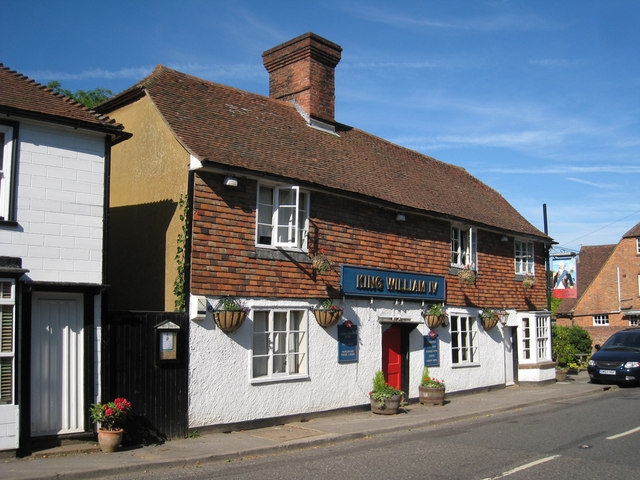 King William IV, Benenden