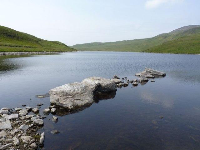Loch a' Bhaile-Mhàrgaidh, Jura