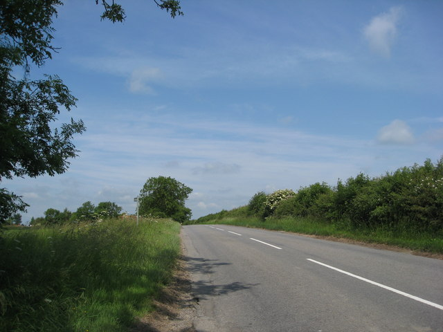 Footpath to South Cockerington