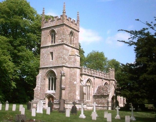 All Saints church, Yatesbury