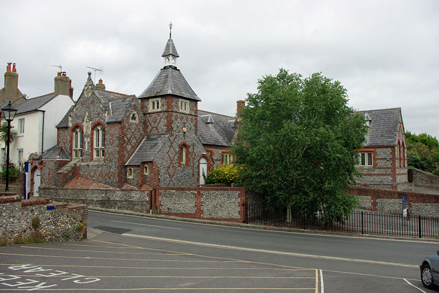 The old school, Angmering
