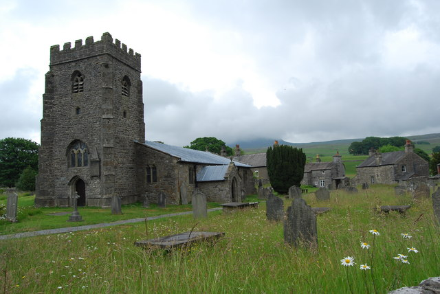 St. Oswald's Church, Horton in Ribblesdale