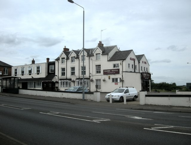 Weedon-The Globe Hotel