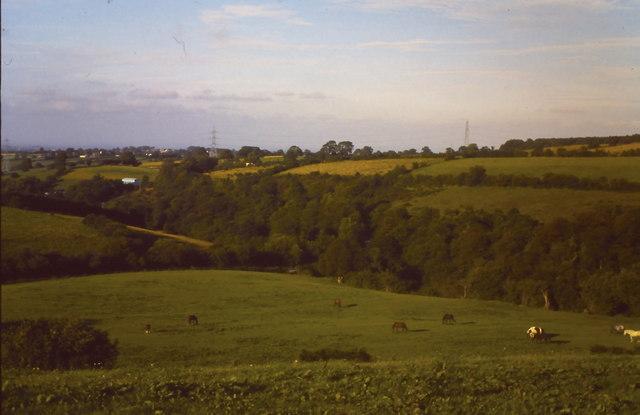 View towards Rhyd-y-Ceirw