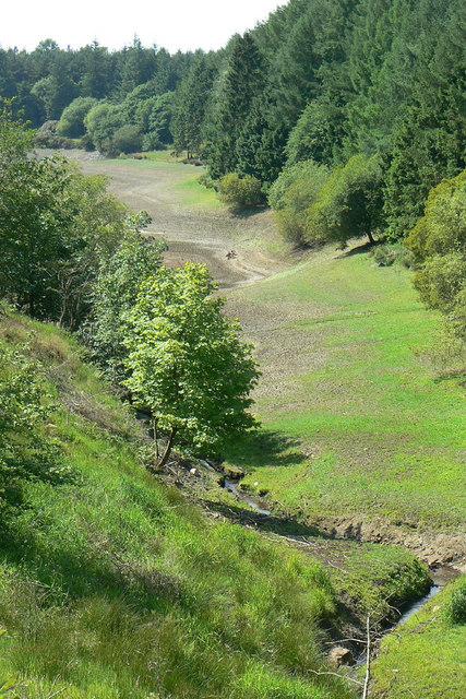 Trentabank reservoir  June 2010 (1)