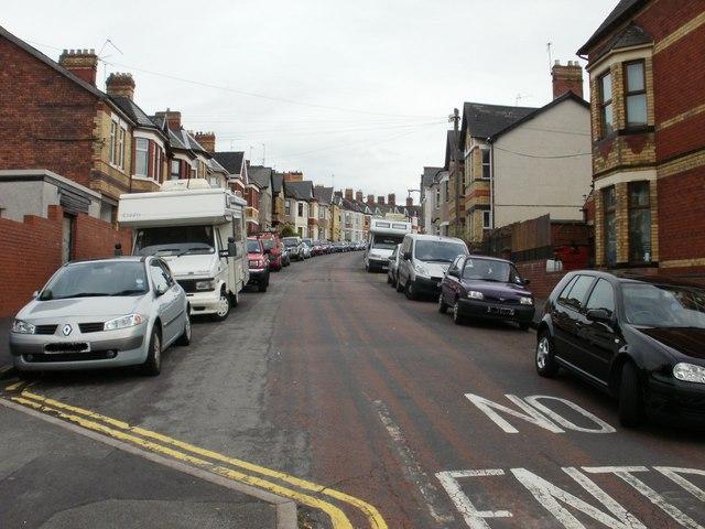 Somerset Road, Newport