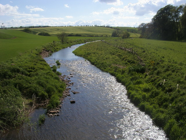 Bervie Water