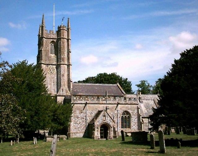 St. James' Church, Avebury
