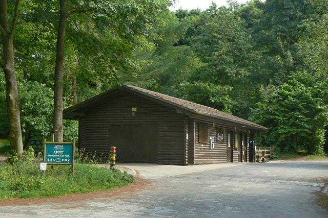 Mapperley Forest Visitor Centre