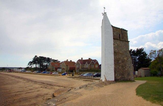 St Helen's Church at Bembridge