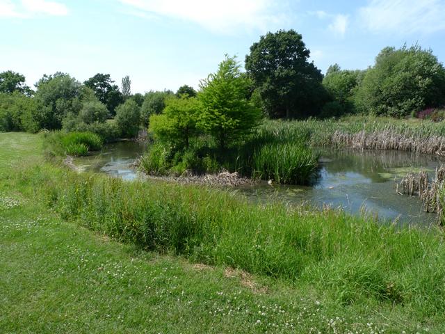 Loughton Valley Park, Tattenhoe, Milton Keynes