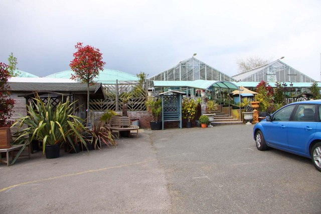 Busy Bee Garden Centre near Ryde