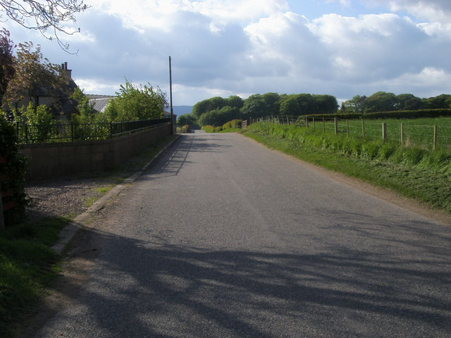 Road to Redhall