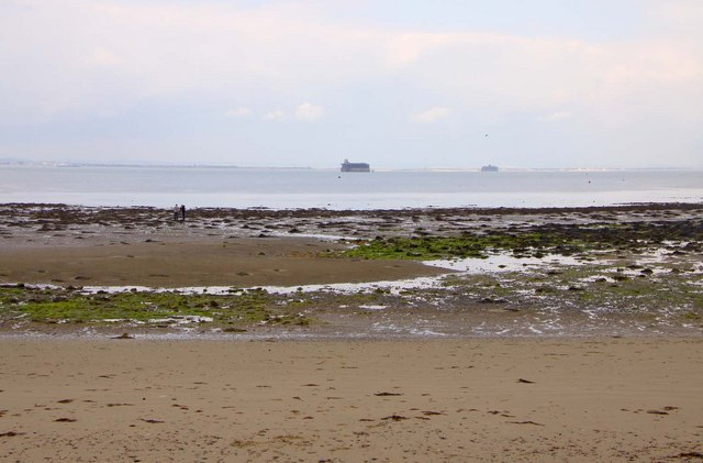 The beach at Spring Vale