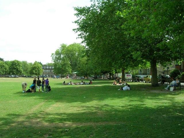 Parker's Piece, Cambridge