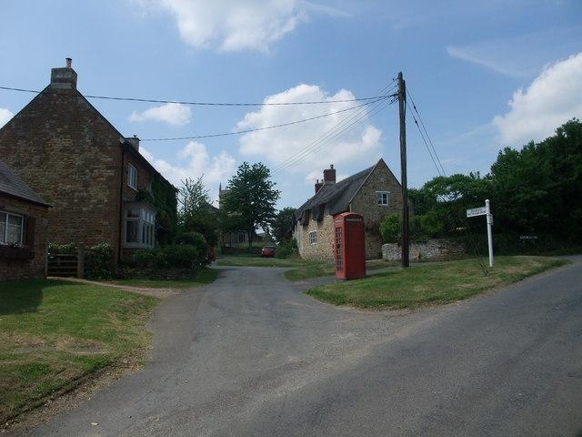 The entrance to Bringhurst