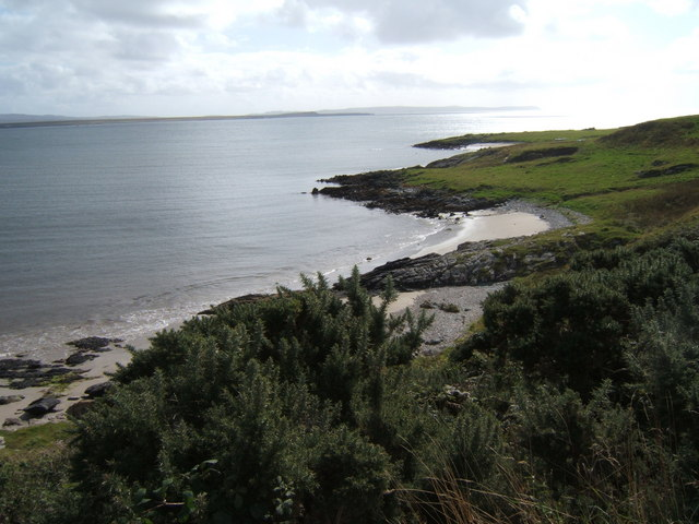Down the coast  from the War Memorial