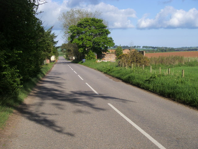 B966 passing Ringwood