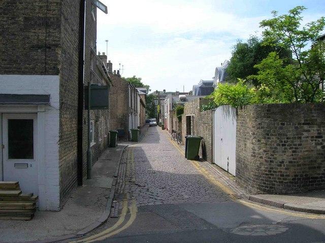 Saxon Street, Cambridge