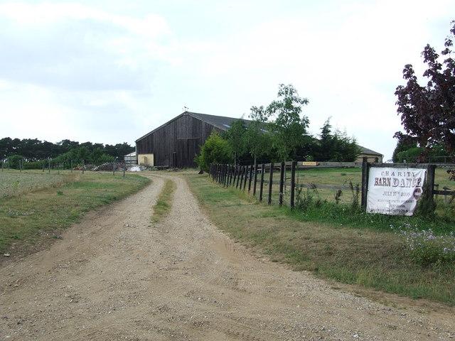 Barn At Bunkers Barn