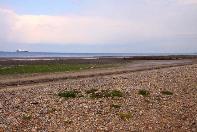 Spring Vale beach