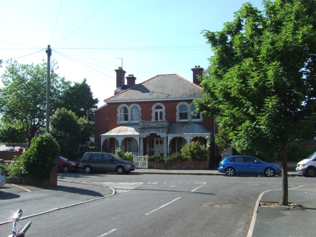 House in Carlton Road North, Weymouth