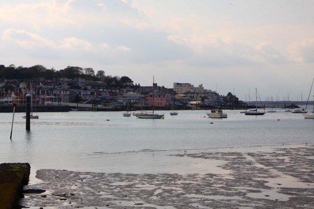 West Cowes from East Cowes