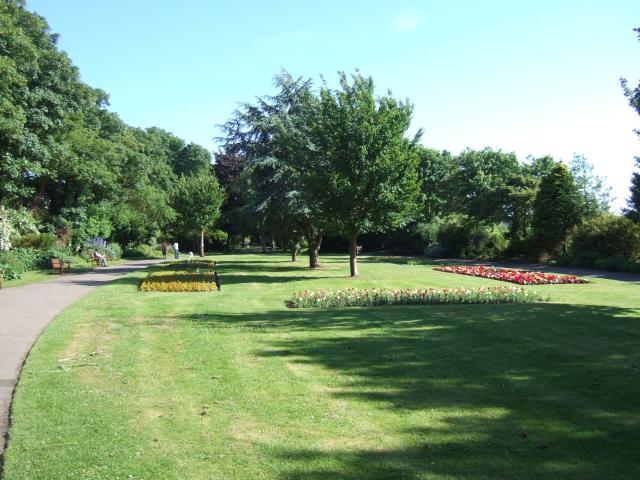 Princess Diana Gardens, Weymouth