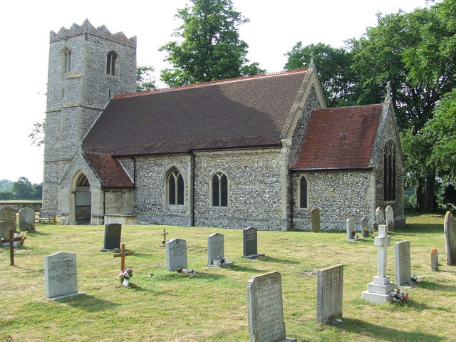 St Lawrence Lackford