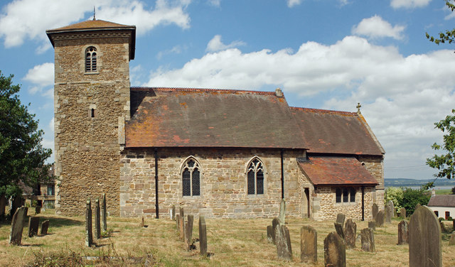 Church of St. John, Whitton