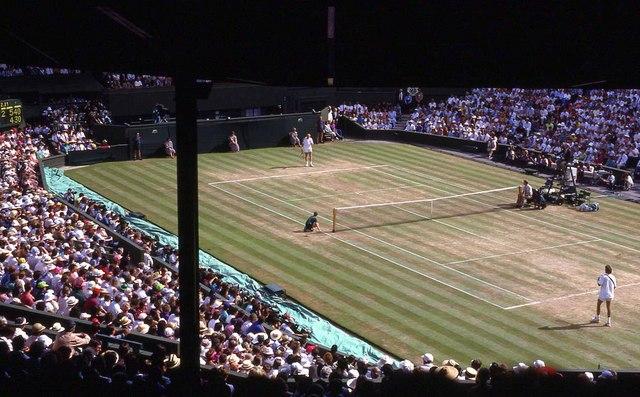 Wimbledon 1991 - Championship point