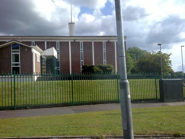 The Mormon Church in Rochdale