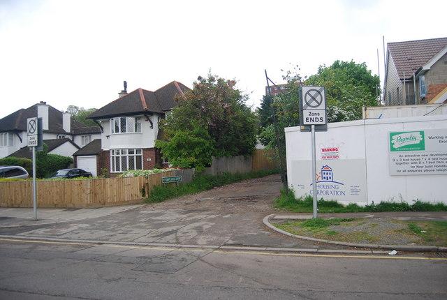 Stumps Hill Lane off Worseley Bridge Rd
