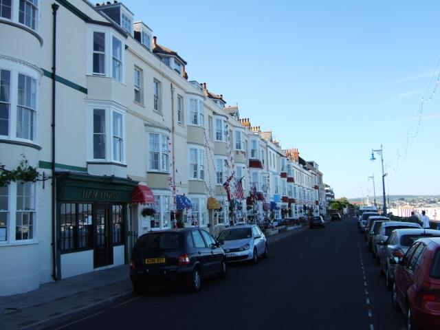 Brunswick Terrace, Weymouth