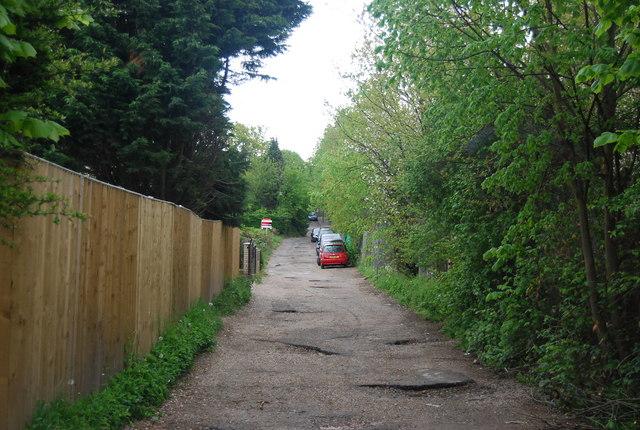 Stumps Hill Lane