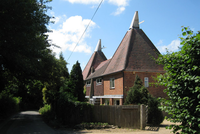 Little Trottenden Oast, Lidwells Lane, Goudhurst, Kent