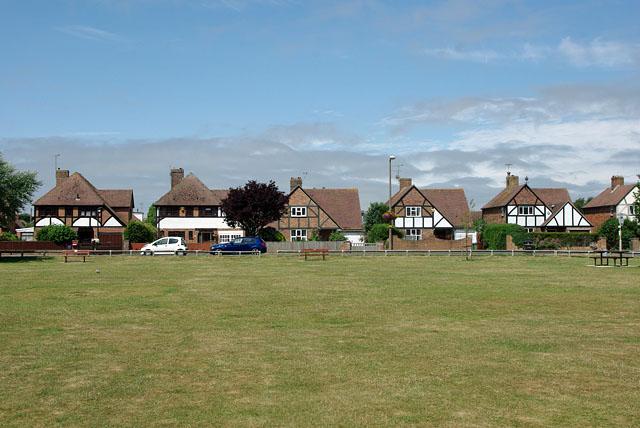 Houses, Sea Road, East Preston