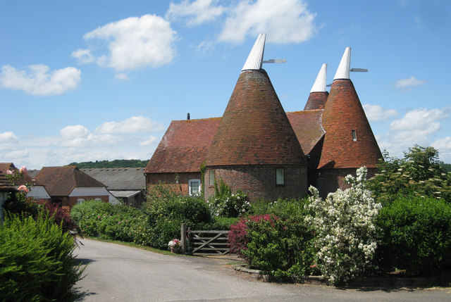 Trottenden Oast, Lidwells Lane, Goudhurst, Kent