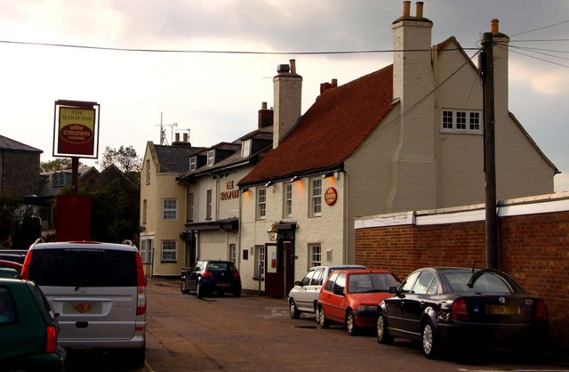 The Sloop Inn at Wootton Bridge