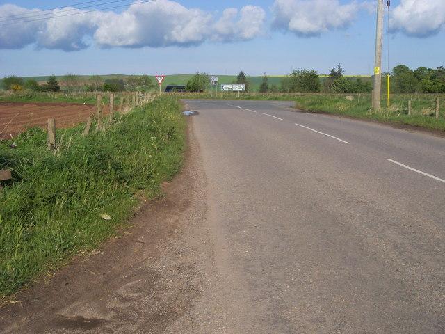 B966 Junction