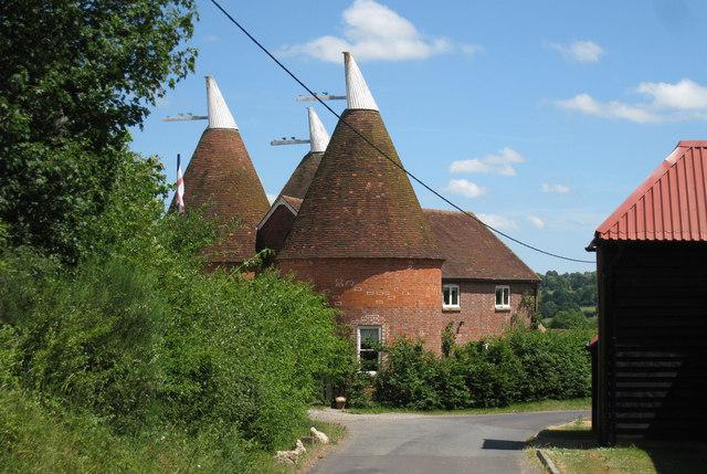Park Farm Oast, Smallbridge Road, Horsmonden, Kent