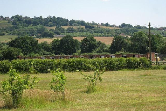 Hopper Huts at Park Farm