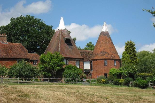 Nevergood Oast, Brick Kiln Lane, Horsmonden, Kent