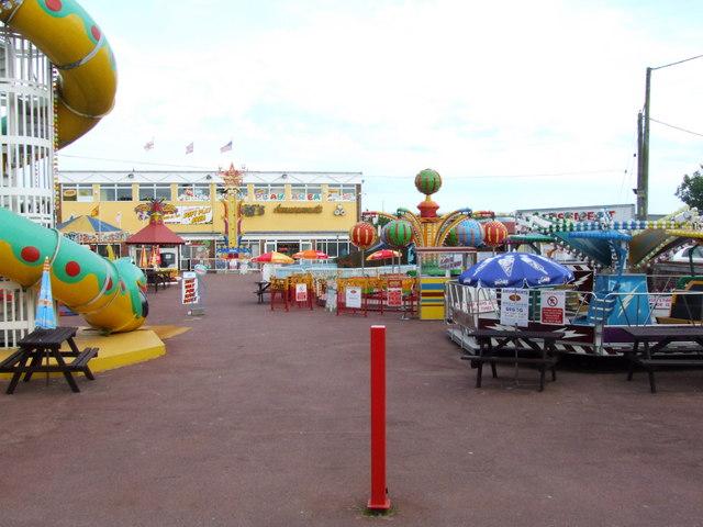 Dymchurch Amusement Park