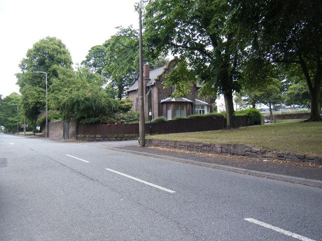 High Street, Woolton