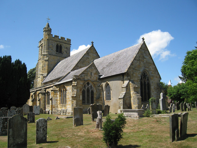 Church of St Margaret, Horsmonden
