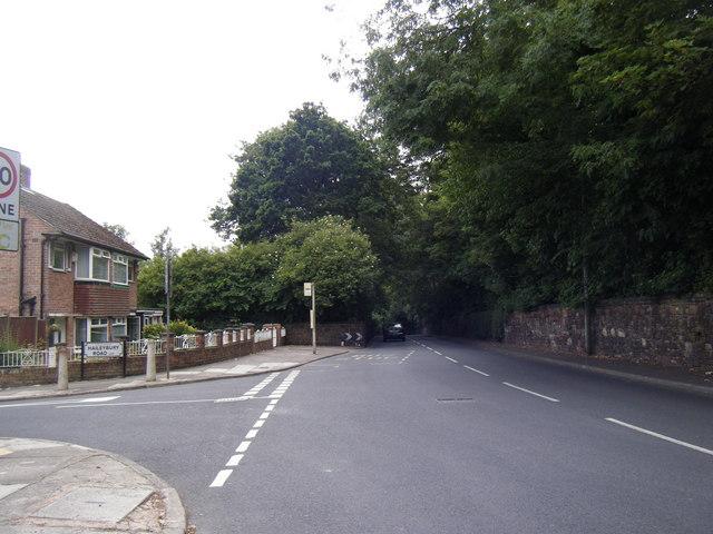 Speke Road/Haileybury Road junction