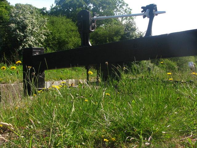 Gwasted Lock Gate