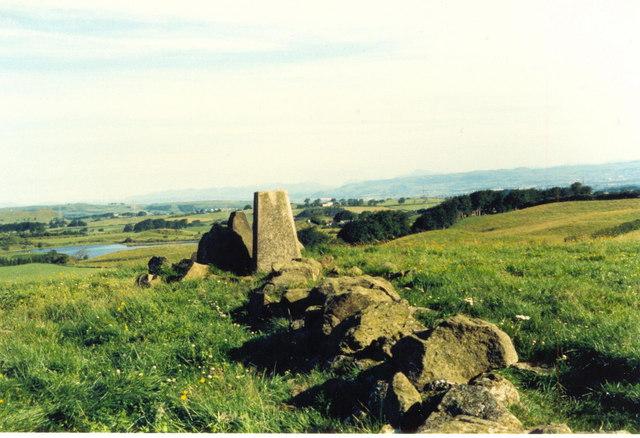 Harelea Hill Trig Pillar