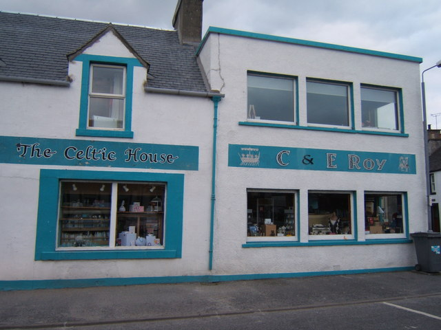 The Celtic House